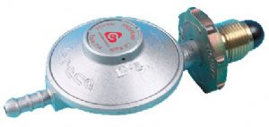 Handwheel regulator propane