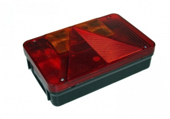 Radex 6 function rear light R/H