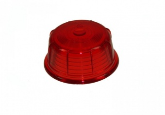 Spare red lens for outline marker light