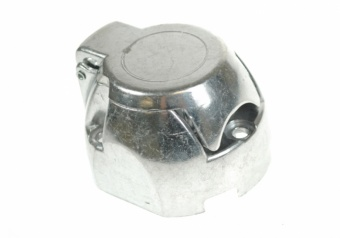 7-pin aluminium trailer socket