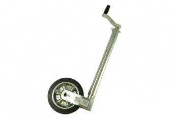 Jockey wheel 48mm serrated