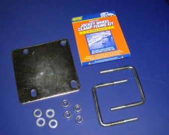 Easy fit clamp kit 80/40