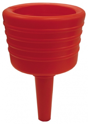 Trem funnel with filter