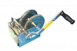 Professional 2 speed hand winch 900kg