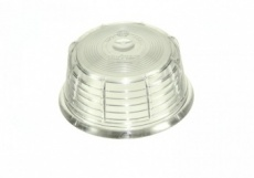 Spare white outline marker light lens