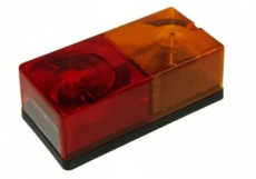 Britax large rear combination lamp