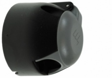 S type 7-pin plastic trailer socket