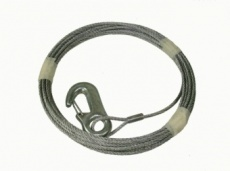 Winch cable, 7m