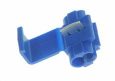 Pack of 10 low voltage piggy-back electrical connectors