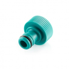 Threaded tap adapter