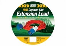 230v 10m site extension lead