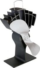 Ecofan 810 Ultrair black/nickel