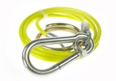 Hi-visibility breakaway cable