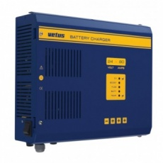 VETUS battery charger 12 Volt, 80 A for 3 battery banks