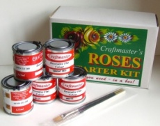 Canal Roses starter set